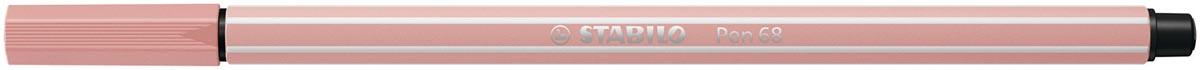 STABILO Pen 68 viltstift, blush (blushroze)