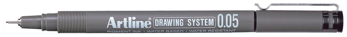 Fineliner Drawing System 0,05 mm