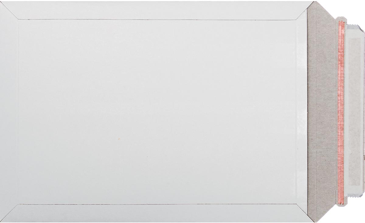 Bong enveloppen van massief karton, ft 229 x 324 mm, met stripsluiting en tearstrip, doos van 100 st