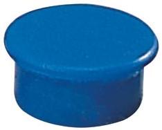 Dahle magneten diameter 13 mm, blauw