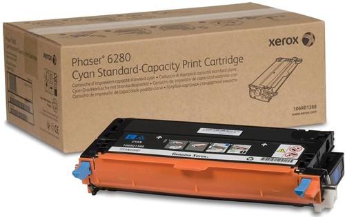 Xerox Toner cyaan  - 2200 pagina's - 106R01388