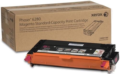 Xerox Toner magenta  - 2200 pagina's - 106R01389