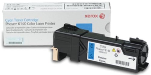 Xerox Tonercartridge cyan  - 2000 pagina's - 106R01477