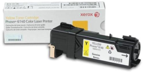 Xerox Tonercartridge geel  - 2000 pagina's - 106R01479