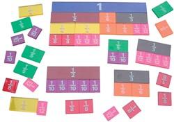 Bouhon breukenset, pak met 51 stuks in geassorteerde kleuren
