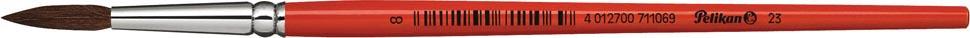 Pelikan penselenset S23, blister van 3 stuks, nr 4, 6 en 8
