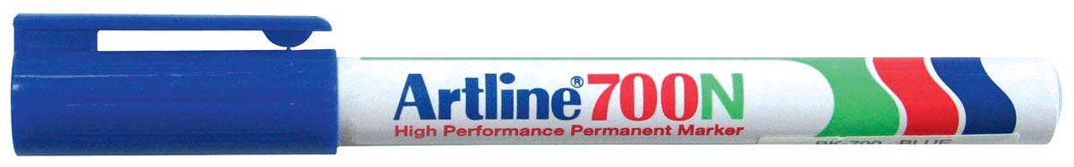 Permanent marker Artline 700 blauw