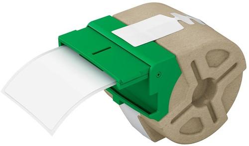 Leitz Icon labelcartridge met gestanste grote adreslabels, ft 59 x 102 mm, 225 labels