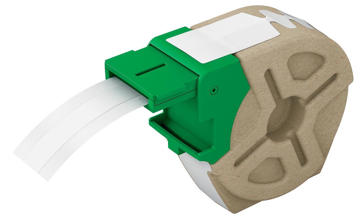 Leitz Icon labelcartridge plastic, voor labels tot 12 mm breed, wit