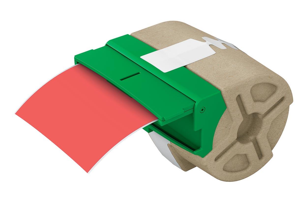 Leitz Icon labelcartridge plastic, voor labels tot 88 mm breed, rood