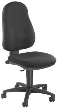 topstar bureaustoel point 70 zwart in de aanbieding kopen. Black Bedroom Furniture Sets. Home Design Ideas