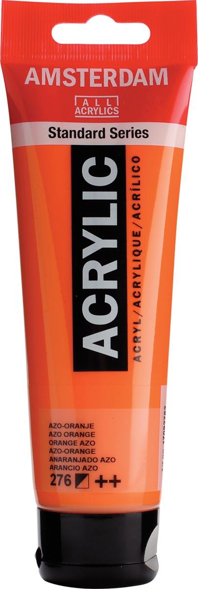 Talens acrylverf Amsterdam azo oranje