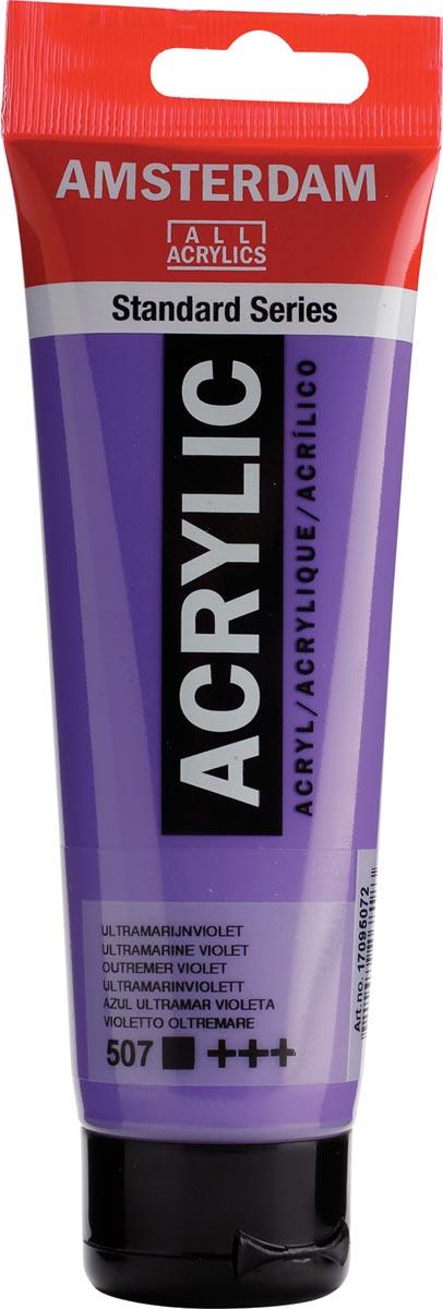 Talens acrylverf Amsterdam ultramarijn violet