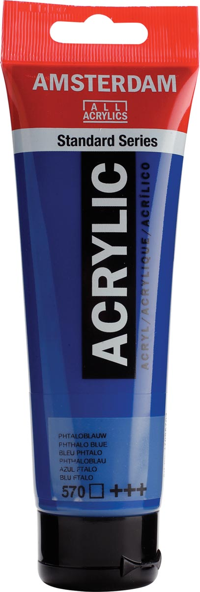 Talens acrylverf Amsterdam phtaloblauw