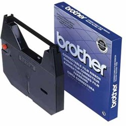 Brother Correctietape zwart -  1030
