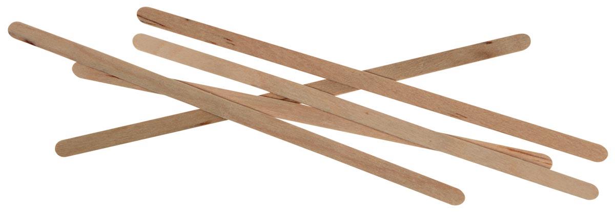 Roerstaafjes, hout, 14 cm, pak van 1000 stuks