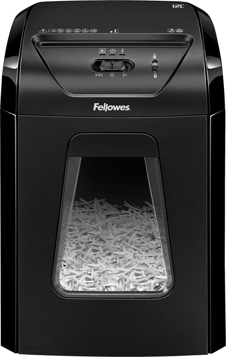 Fellowes Powershred papiervernietiger 12C
