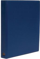 Multo ringmap Hannibal voor ft A5, 17 ringen van 19 mm, blauw