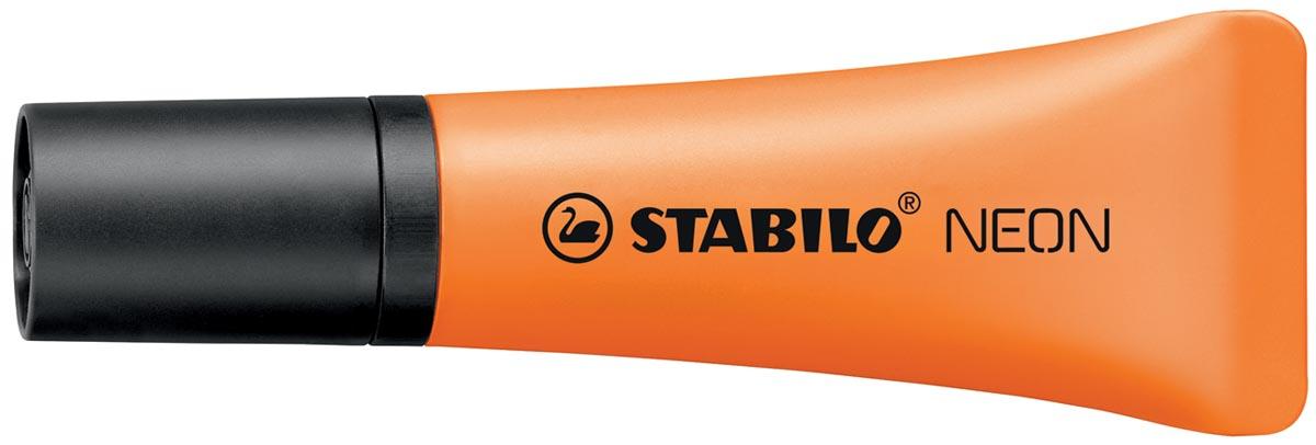 STABILO NEON markeerstift, oranje