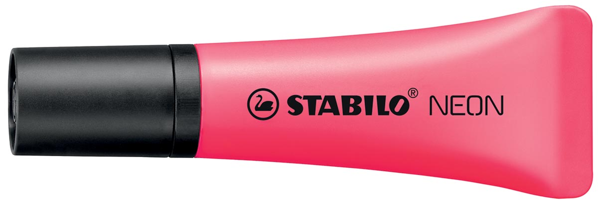 STABILO NEON markeerstift, roze