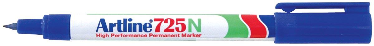 Permanent marker Artline 725 blauw