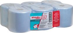 Wypall poetsdoeken L10, 700 vellen per rol, pak van 6 rollen