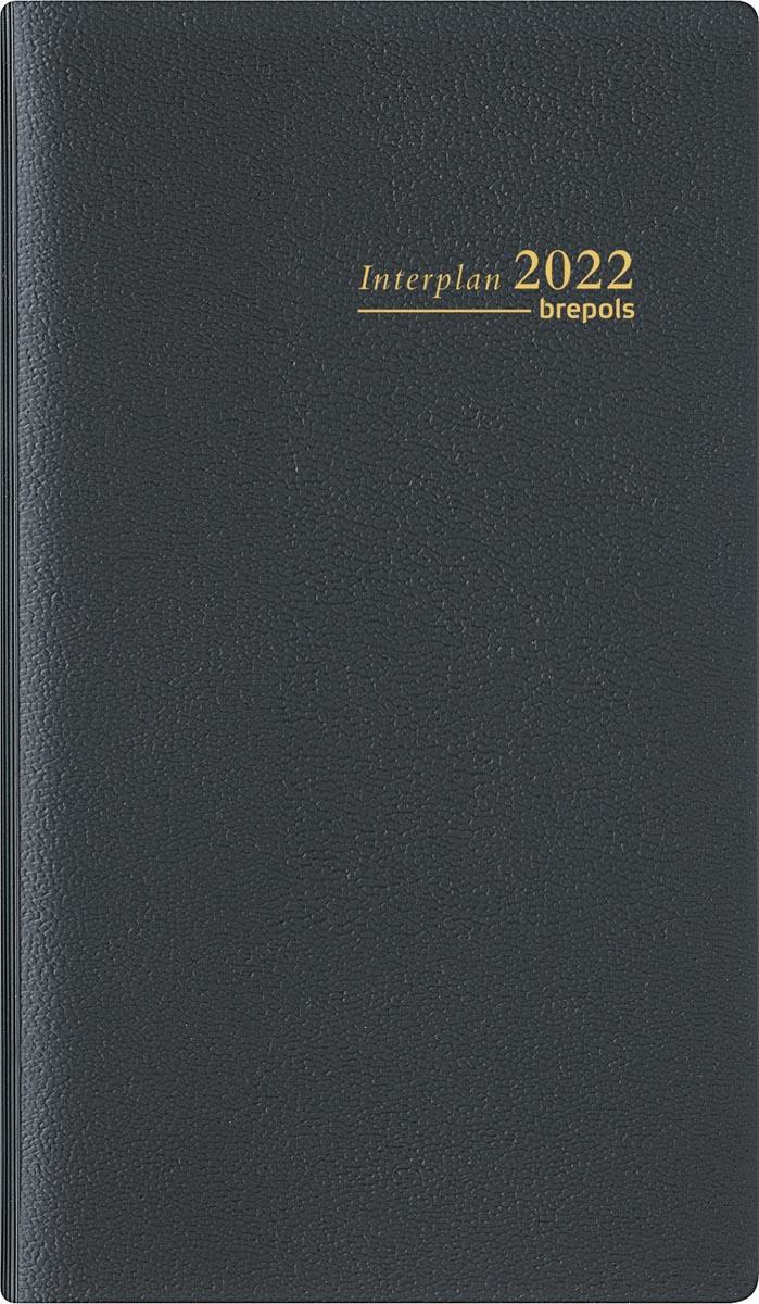 Brepols Interplan Genova, zwart, 2022