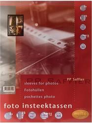 Multo geperforeerde showtas voor foto's ft 10 x 15 cm, 4 vakken