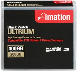 Imation datacartridge LTO Ultrium LTO 2 Ultrium, capaciteit: 200 / 400 GB