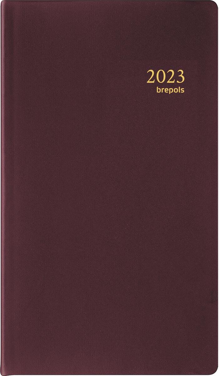 Brepols Interplan Seta, bordeaux, 2022