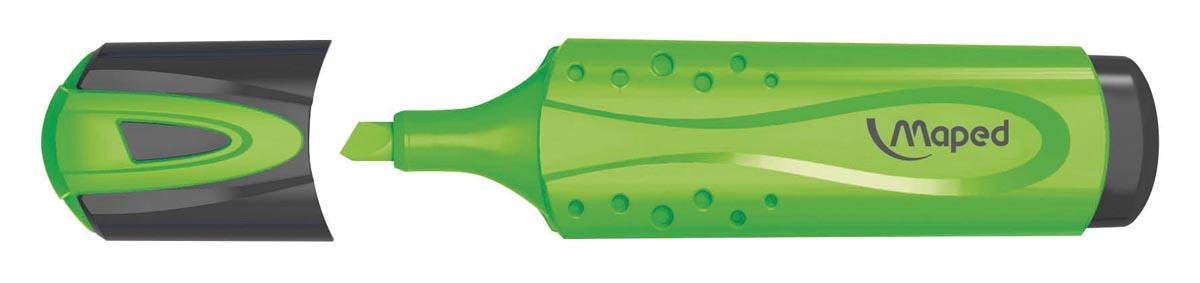 Maped markeerstift Fluo'Peps Classic groen