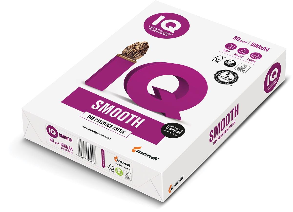 Mondi IQ Selection Smooth Papier A4 80 g-m