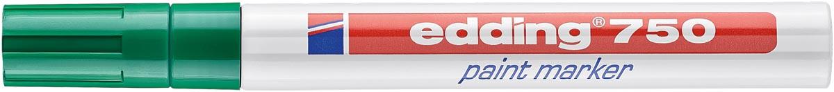 Edding Paint Marker e-750, groen