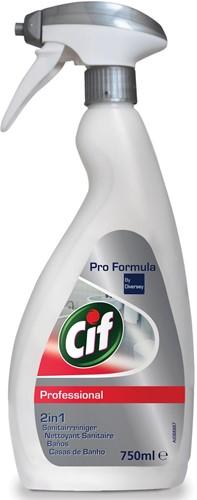 Cif sanitairreiniger, flacon van 750 ml