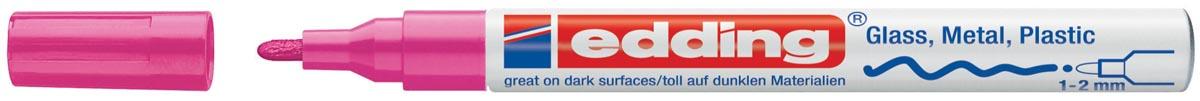 Edding paintmarker e-751 Professional roze