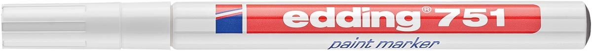Edding paintmarker e-751 Professional wit