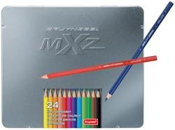 Bruynzeel Kleurpotlood mXz 24 potloden