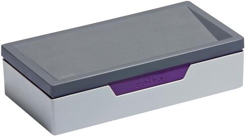 Durable pennenbakje varicolor job case lila bij vindiq office for Varicolor ladeblok