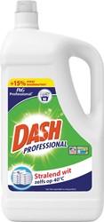 Dash vloeibaar wasmiddel, voor witte en gekleurde was, 90 wasbeurten, flacon van 4,95 liter
