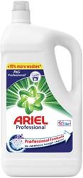Ariel vloeibaar wasmiddel Actilift, voor witte was, 90 wasbeurten, flacon van 4,95 liter