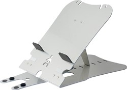R-Go High Top laptopstandaard, zilver