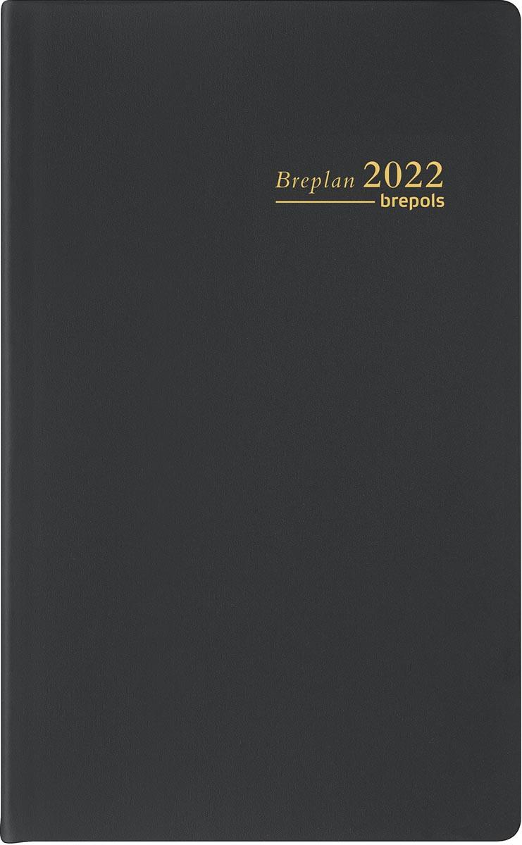 Brepols Breplan Genova, zwart 2022