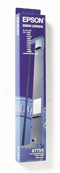 Epson inktlint S015022 #7754, OEM C13S015022, zwart