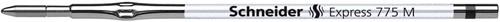 Schneider Vulling 775 M zwart