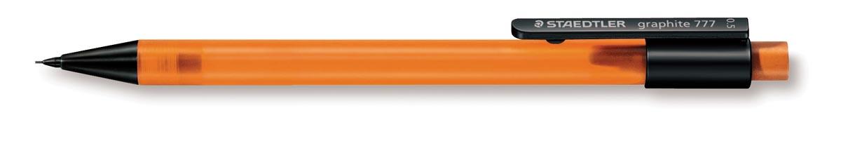Staedtler vulpotlood Graphite 77 oranje