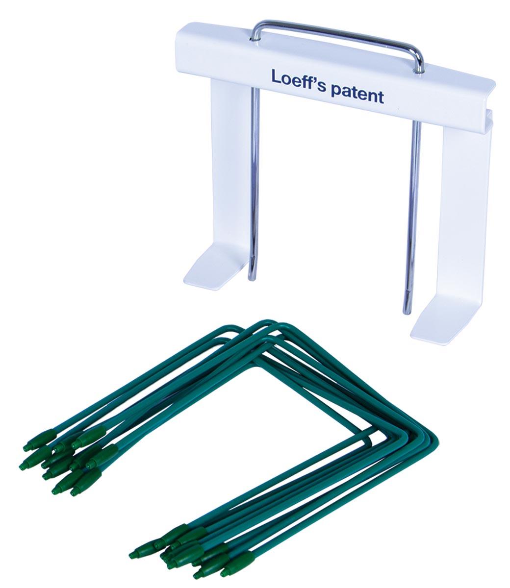 Loeff's archiefbinder Mini Liftboy Starterkit, wit