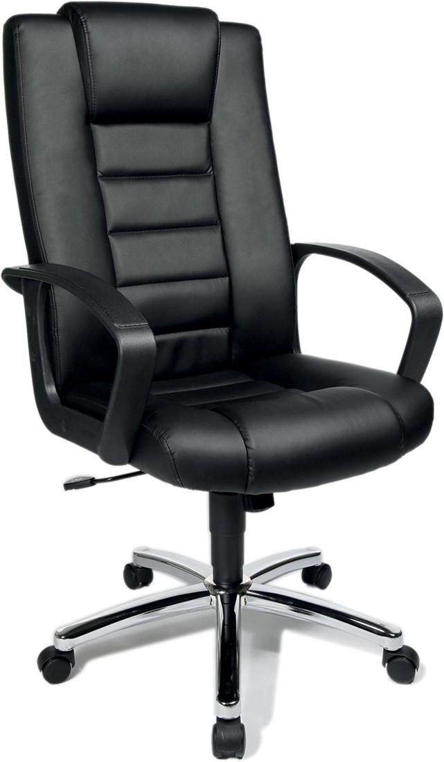 Topstar chaise de bureau Comfort Point 10, noir bij VindiQ