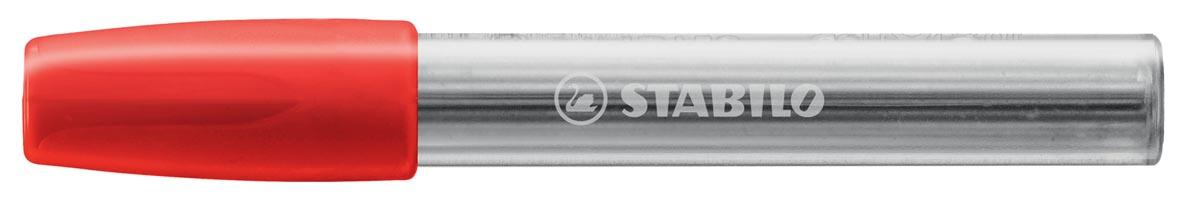 STABILO EASYergo potloodstift, 1,4 mm, koker van 6 mines