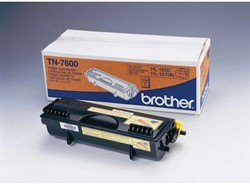 Brother Toner Kit - 6500 pagina's - TN7600