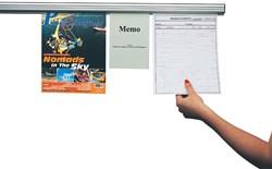 Jalema presentatiesysteem Grip-a-Strip lengte: 120 cm